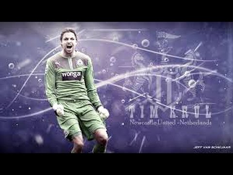 Tim Krul - Dutch Delight - Newcastle United