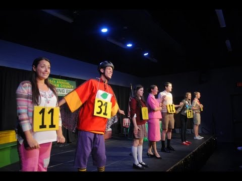25th Annual...Spelling Bee - Quick Reel (Joshian Morales)