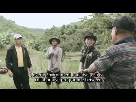 UNDP Thailand: Poverty-Environment Initiative (PEI) in Thailand - An Introduction