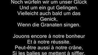 ♫ 1935 - Das Leben Ist Ein Würfelspiel ♪