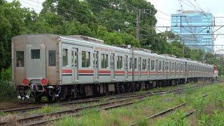 東急3000系3006F J-TREC出場(甲種輸送)