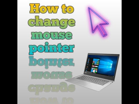 How To Change The Cursor On Windows 10 (SIMPLE) from YouTube · Duration:  3 minutes 43 seconds