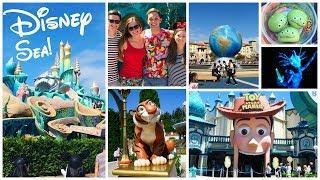 Video Tokyo Disney Sea Vlog! 2017 | Part One! download MP3, 3GP, MP4, WEBM, AVI, FLV Agustus 2018