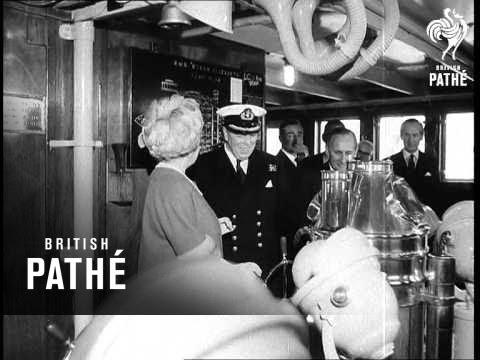 Last Voyage Of Qe1 (1968)