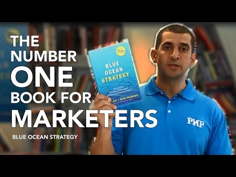 The Number One Book For Marketers