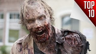 Zombies Movies - Top 10 Favourites