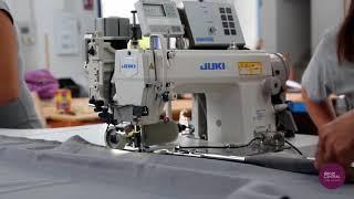 8afa1da5429 Máquina automática de puntada recta para los dobladillos de las cortinas.