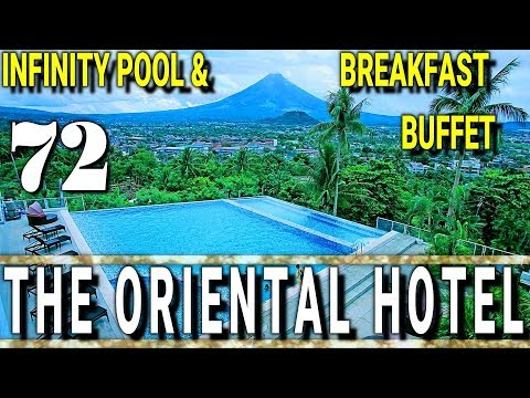 The Oriental Hotel Part 2 - Infinity Pool, Volcanic Grill & Breakfast Buffet