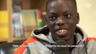 Clique Report : Djibi, enfant des centres d'hébergement d'urgence