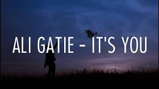 Gambar cover Ali Gatie - it's you (lyrics)