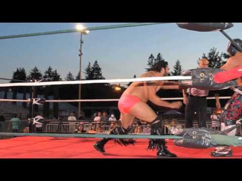 Avisador Magazine presente en la Lucha Libre en CalExpo Sacramento 05-2013
