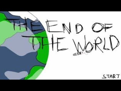 End Of Ze World - First uploaded 12 years ago today