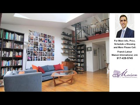 319 Sixth Avenue, New York, NY Presented by Franck Latour.
