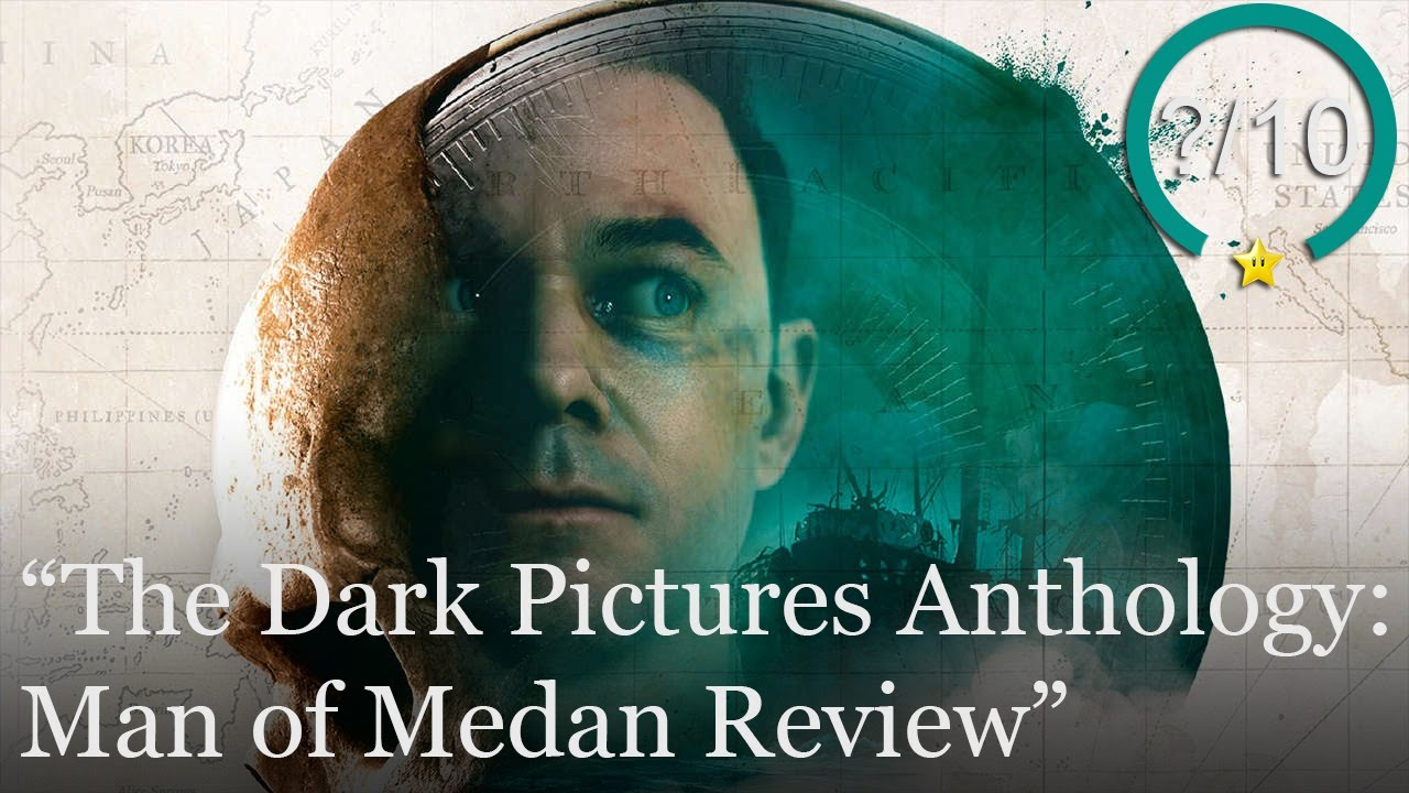 The Dark Pictures Anthology: Man of Medan Review [PS4, Xbox One, & PC] (Video Game Video Review)