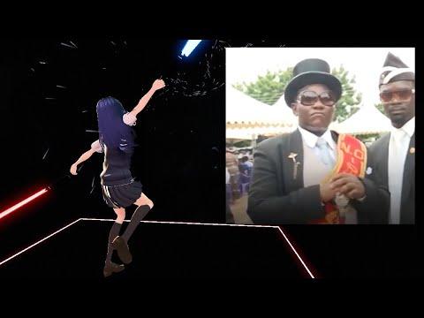 [Beat Saber] Coffin Dance (EXPERT+)