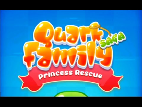 Quark Saga:Princess Rescue - Android Gameplay HD