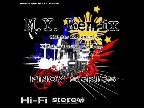 Ang Ganda Mo (M.Y. Remix @ 121 BPM) - Curse One (Remixed by DJ MG a.k.a. Mizter Yo)