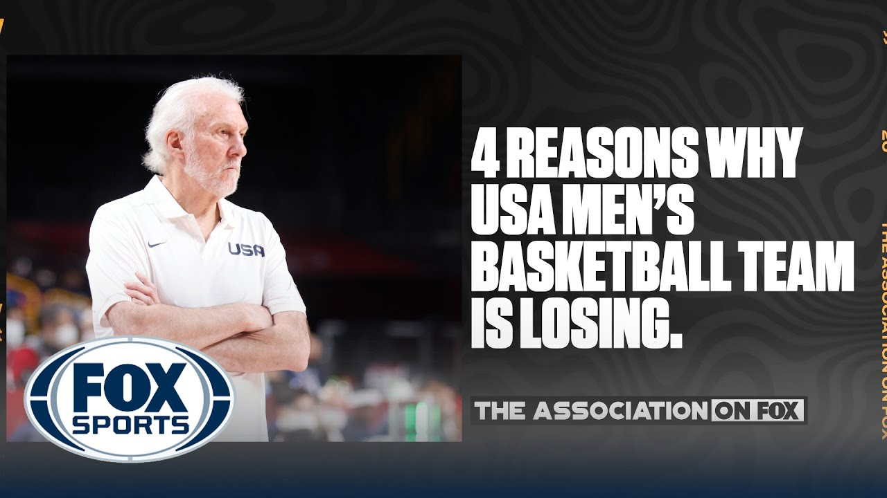 USA Men's basketball is off to a shaky start — Chris Broussard breaks down why | FOX SPORTS