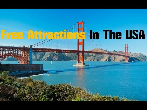 Top 10. Best Free Attractions In The USA