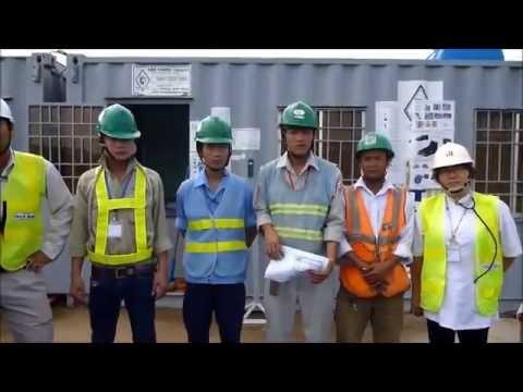 Kajima Response to an incident of electrocution July2014