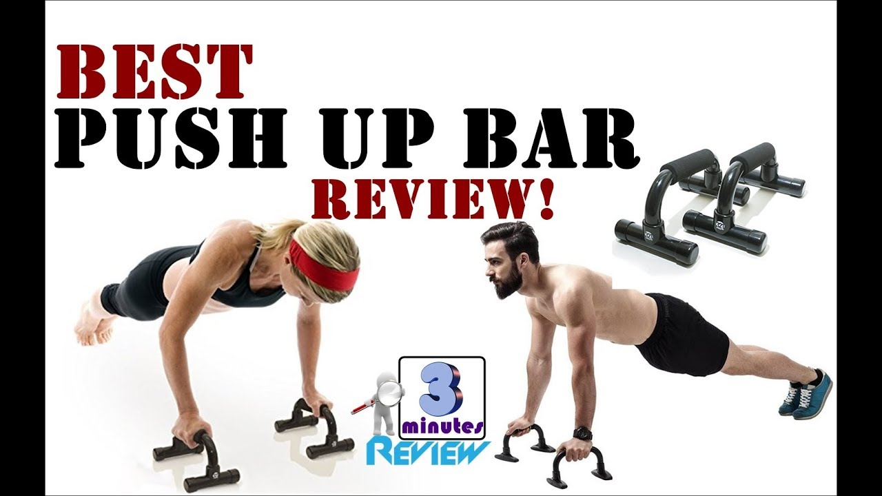 Best Push Up Bar Review 2017 Лучший отзыв Bars To Handles Crz