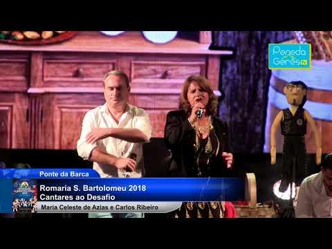 Desgarrada -  Maria Celeste de Azias e Carlos Ribeiro | Peneda Gerês TV
