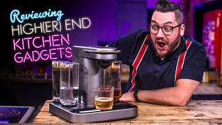 Reviewing High(er) End Kitchen Gadgets Vol.3 | SORTEDfood