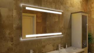 LED Spiegel - Yuri