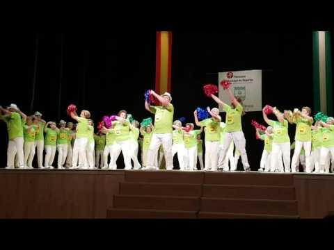 Fin de curso mayores Patronato Municipal de Deportes  Torremolinos