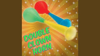 Double Clown Horn - Funny Comedy Tone