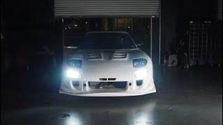 Tj Hunt'S Mazda Rx-7; 90'S Jdm Classic