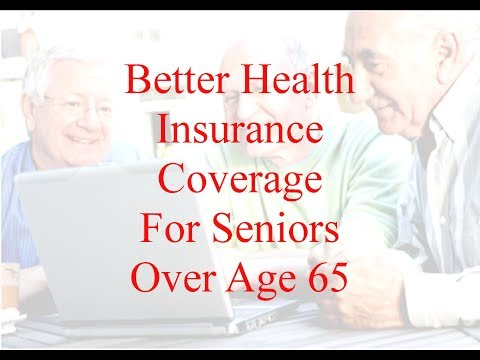 better-health-insurance-for-seniors-over-age-65---getting-the-best-coverage-and-rate