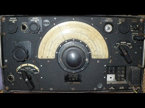 Marconi R1155 Communications Receiver