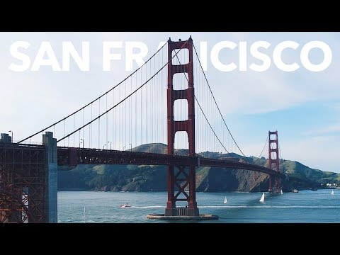 SAN FRANCISCO (California Road Trip) Ep. 1