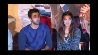 'Tamasha' 2015 Movie Trailer Launch by Ranbir,Deepika Imtiaz Part 3