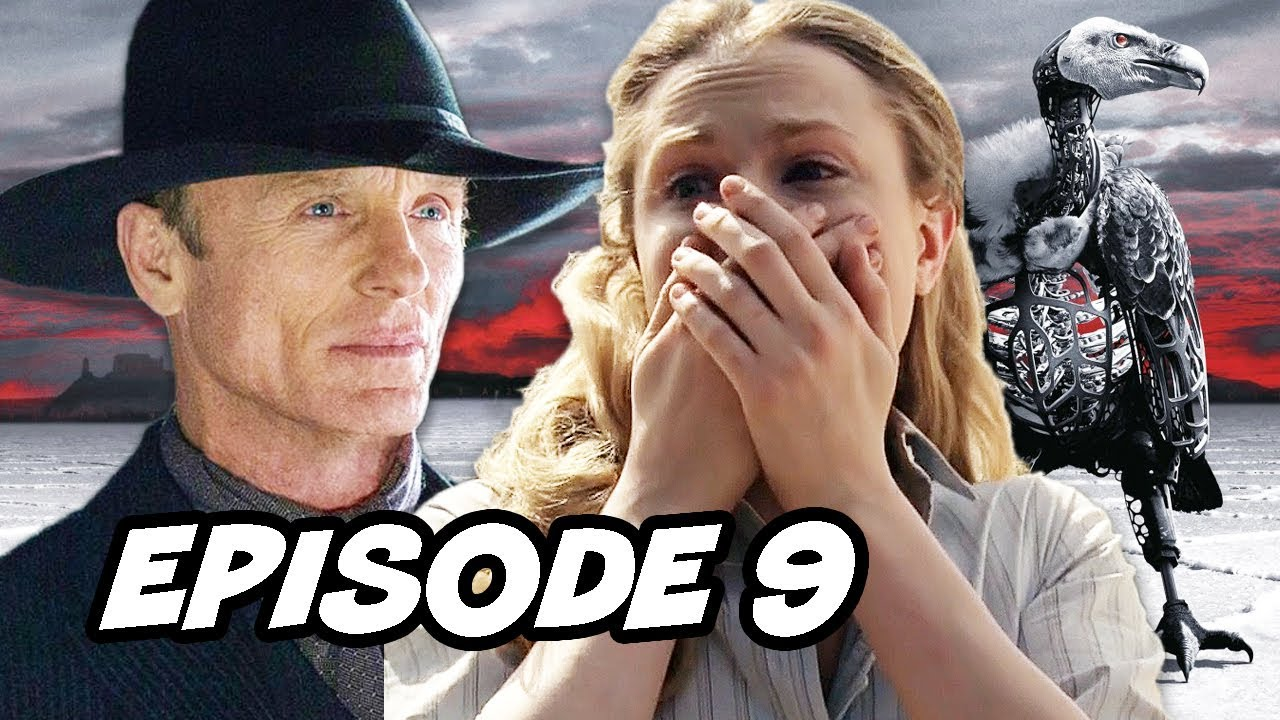 Download Westworld Season 2 Episode 9 - TOP 10 and Easter Eggs Explained