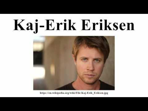 KajErik Eriksen