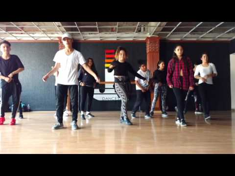 Private Show - T.I ft Chris Brown Choreography Mane Hernandez