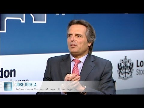 Jose Tudela on insuring Peru | Rimac Seguros | World Finance Videos