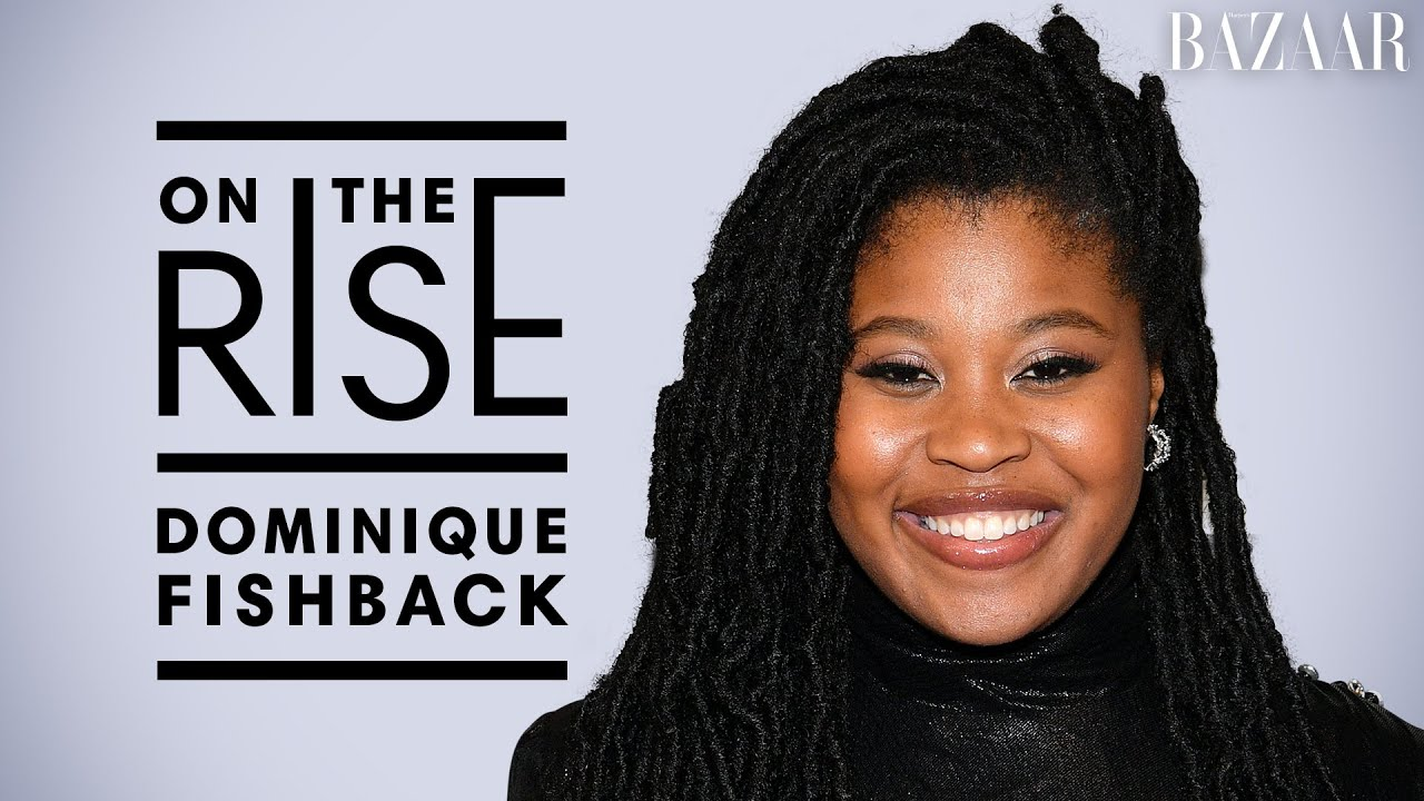 Dominique Fishback Talks 'Judas and the Black Messiah' & Shares Jamie Foxx's Advice | On The Rise