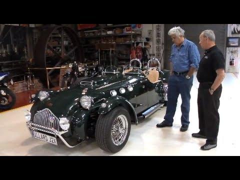 1953 Allard J2X MKII - Jay Leno's Garage