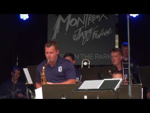 Whisper Not - UNH Jazz Band at Montreux