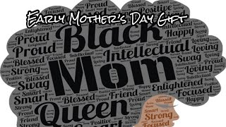 Early Mother's Day Gift   Quarantine Vlog