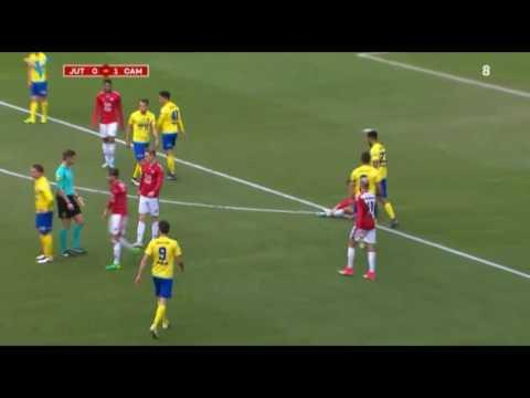 17-4-17 Jong Utrecht - S.C. Cambuur: 0-2 Highlights + Interview