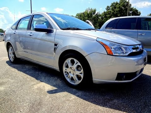 2008 ford focus prices reviews photos interior safety. Black Bedroom Furniture Sets. Home Design Ideas