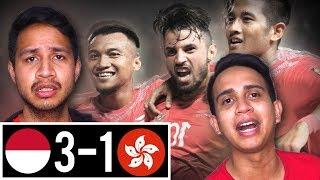 Jangan Rasis! | Indonesia vs Hong Kong | Asian Games 2018