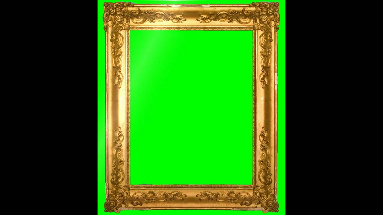 Picture Frame Screen