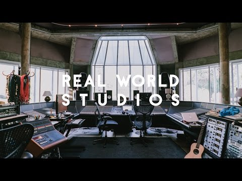 Inside Real World Studios, Peter Gabriel's recording sanctuary