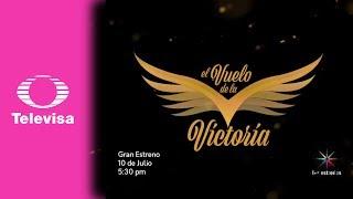 Comienzos | El vuelo de la victoria - Televisa