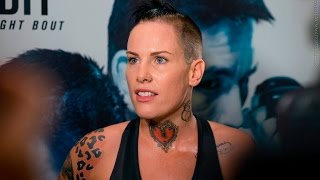 UFC on FOX 21: Bec Rawlings Says She Will Shock 'Green' Paige VanZant